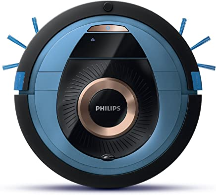 Philips Smart Pro Compact FC8778/01 - Robot Aspirador con Control desde APP, 4