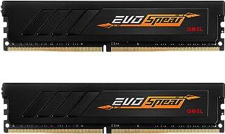 GeIL DDR4 デスクトップ PC 用 ゲーミング メモリ 3200 Mhz PC4-25600 8GB*2 枚 Spear シリーズ日本国内シリーズ無期限保証 正規品