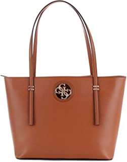 Luxury Fashion | Guess Womens HWVG7186230COGNAC Brown Tote | Spring Summer 19