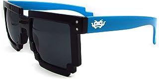 f833540aef Gafas Pixel - Negra con patilla azul