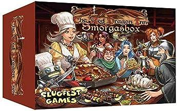Slugfest Games Red Dragon Inn Smorgasbox Multiplayer Board Game