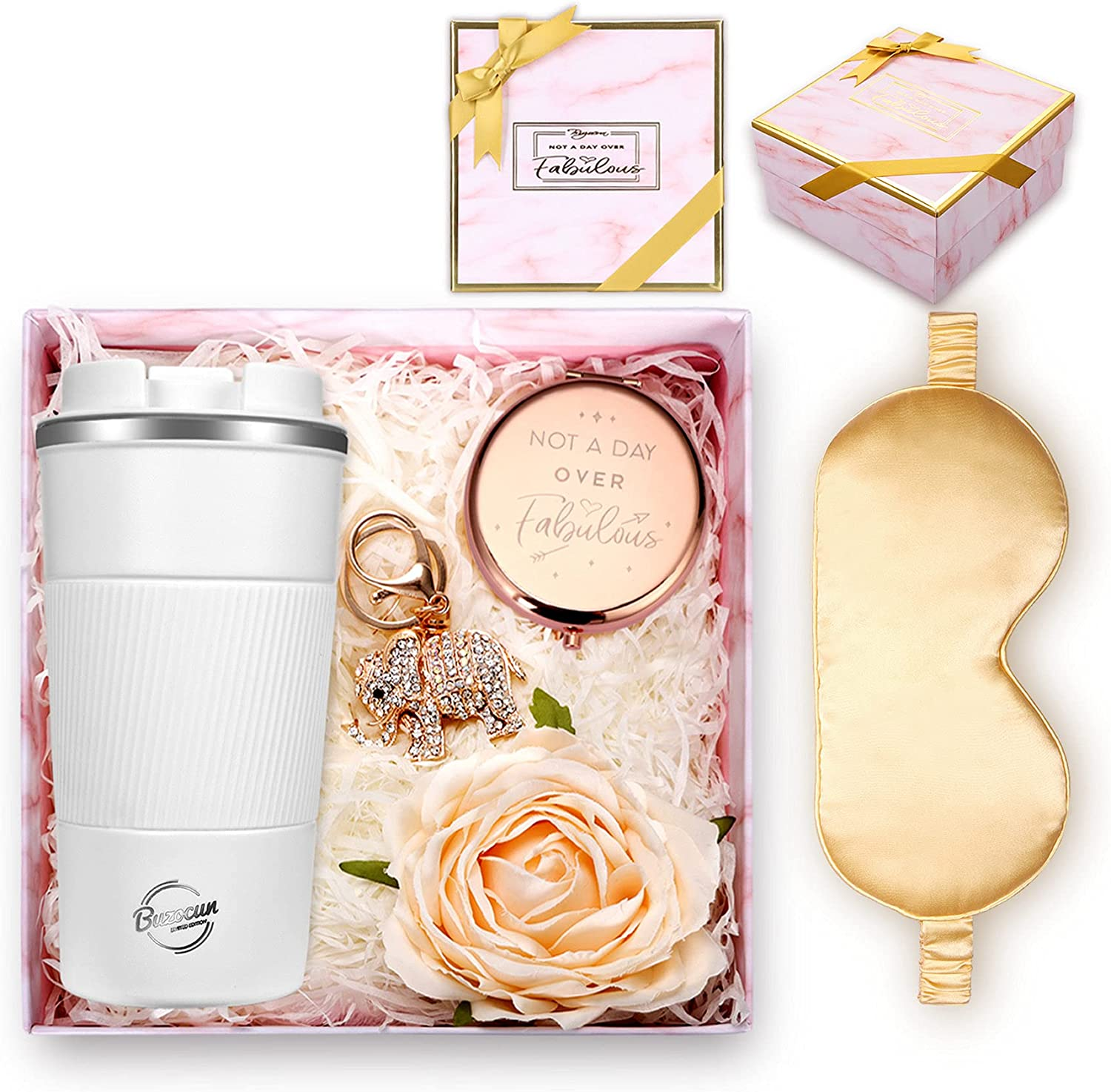 Birthday Gifts Basket for Women - Best Anniversary Box Gifts for