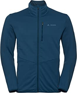 VAUDE mens Men's Back Bowl Fleece Fz Jacket