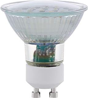 Ampoules DEL Réflecteur 5 W = 50 W gu10 320 lm projecteur blanc chaud 2700k Flood 36 °