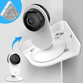 Corner Camera Shelf Security Wall Mount Holder for Yi Home Camera