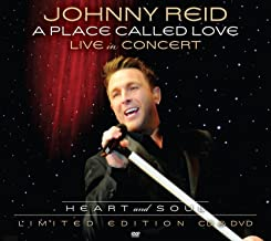 A Place Called Love Live in Concert: Heart and Soul (Limited Edition CD & DVD)