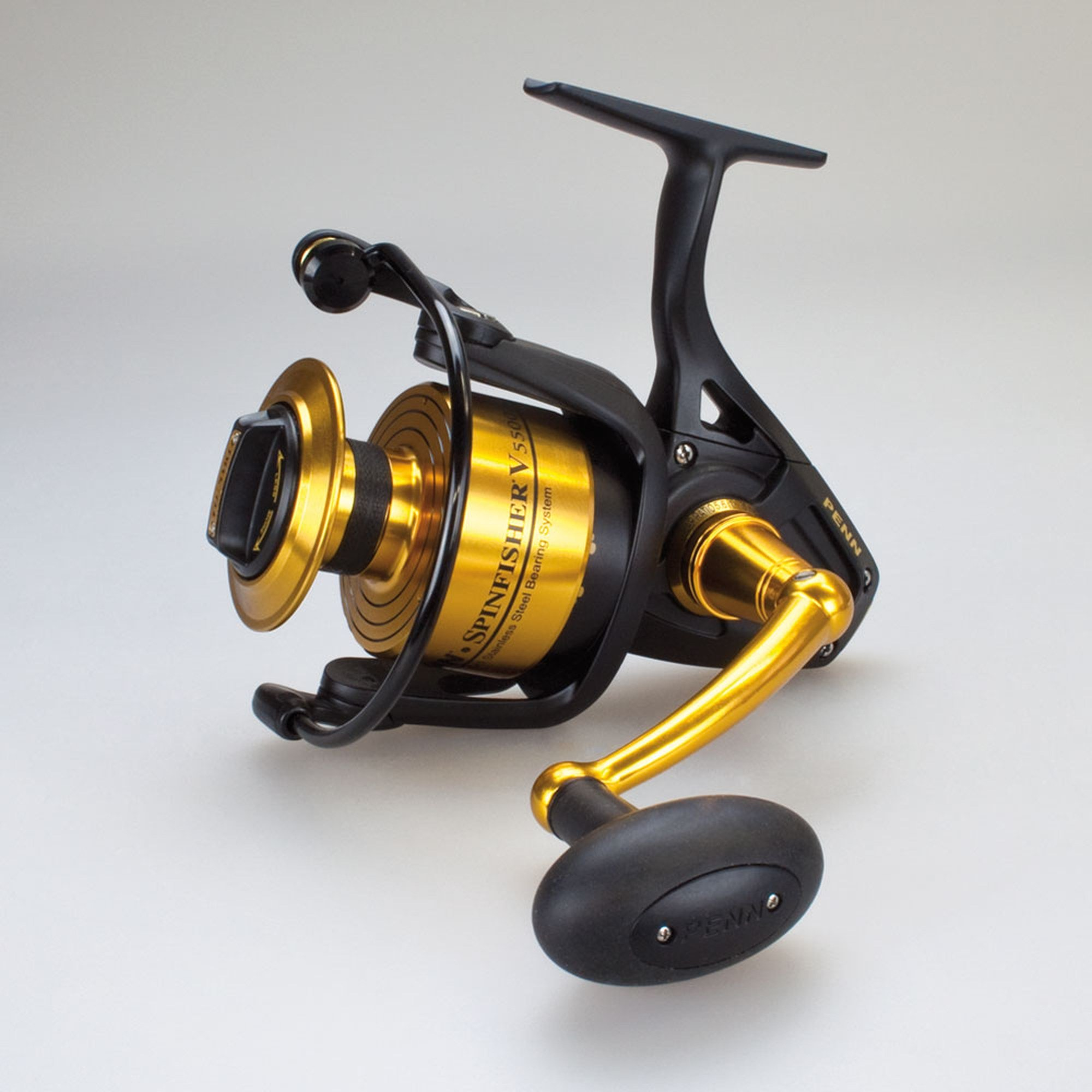 CARRETE PENN SPINFISHER SS V 5500: Amazon.es: Deportes y aire libre