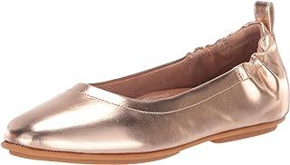 FitFlop Women's Allegro Metallic Ballerinas Ballet Flat