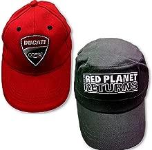 Ducati CapS X 2 Kids & Adult Red Planet WDW2010 Bike MotoGP Corse
