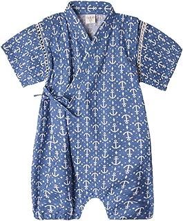 Baby Romper Kimono Robe Cotton Japanese Pajamas