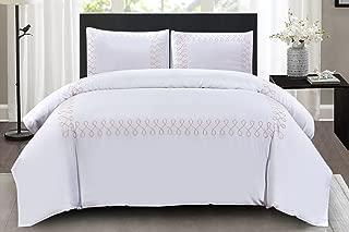 Wonder Home Luca Comforter Set King Blush