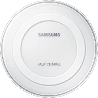 Samsung Fast Wireless Charging Pad for Note5, S6 Edge Plus and S6 Edge - White, EP-PN920TW