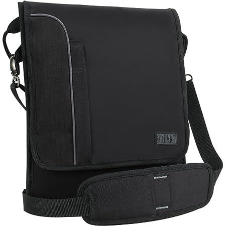 Usa Gear Tablet Umhängetasche Passend Für Alle Tablets Mit 7 Zoll Bis Zu 10 Zoll Neopren Schwarz Schuhe Handtaschen