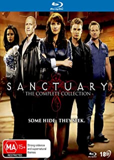 Sanctuary - The Complete Collection - Blu Ray