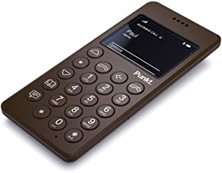 Punkt MP01 Mobile 2G GSM Factory Unlocked (Brown)