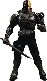 Mezco Toys One:12 Collective: DC Stealth Deathstroke Action Figure
