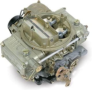 Holley 0-8007 Model 4160 390 CFM Square Bore 4-Barrel Vacuum Secondary Electric Choke New Carburetor