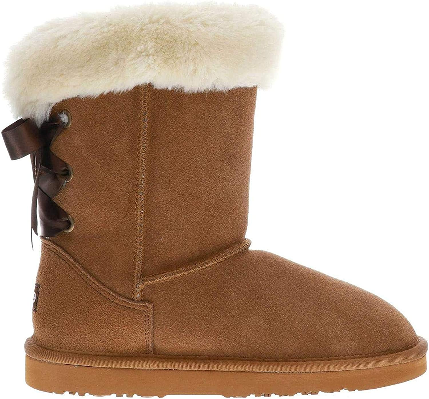Year-end annual account Lamo Footwear Women's Audrey Toe Round Direct sale of manufacturer Winter Boot