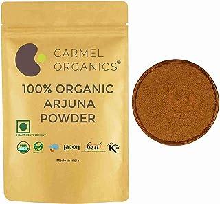 Organic Arjuna Root Powder   8 oz