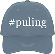 The Town Butler #Puling - A Nice Comfortable Adjustable Hashtag Dad Hat Cap