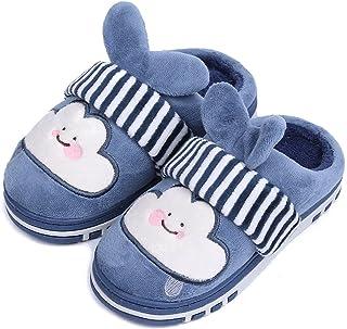 UIESUN Unisex Toddler Kids Slippers Shoes for Boys Girls House Slipper