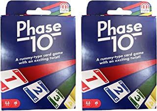 Best play phase 10 card game Reviews
