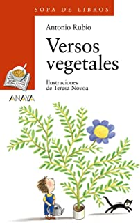 Versos vegetales (LITERATURA INFANTIL (6-11 años) - Sopa de