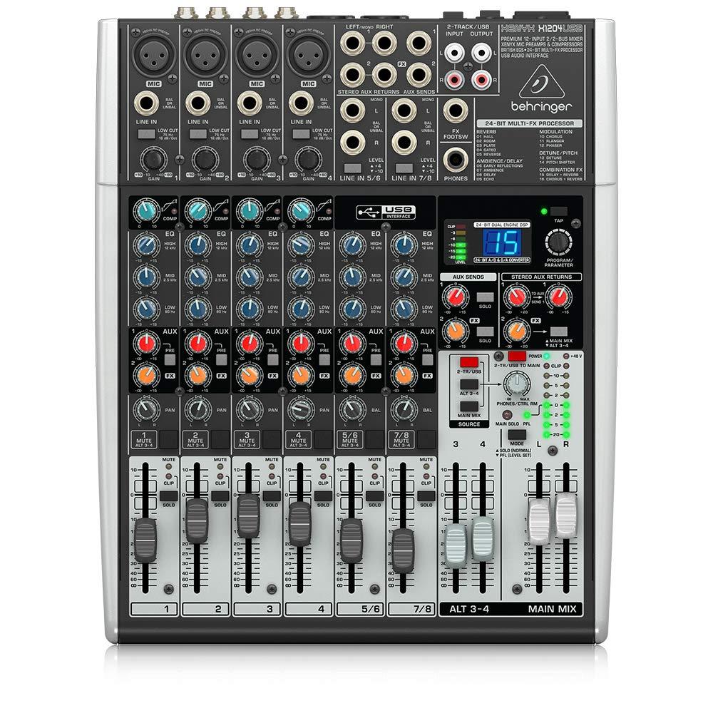 Behringer X1204USB Premium 12 Input Interface