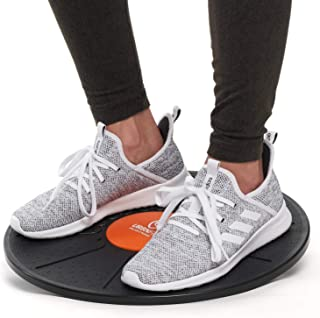 URBNFit Standing Desk Balance Board – Balancing Board for Under Desk- Exercise Balance Stability Trainer, Helps Increase Strength and Flexibility, Full Body Exercise - Office Wobble Boards – 15 Inch