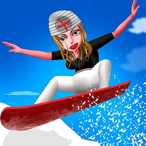 Nurse Vacation Winter Fun : la tabla de snowboard frío chicas deportivas de fin de semana - Prima