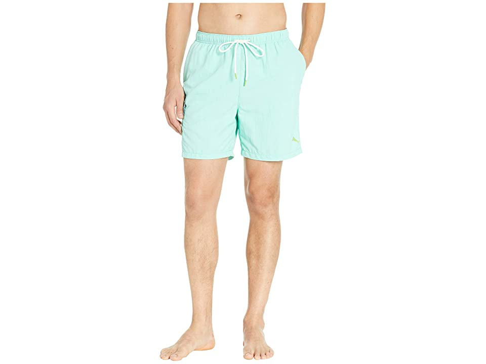 Tommy Bahama Naples Coast Swim Trunk (Mint Mojito) Men