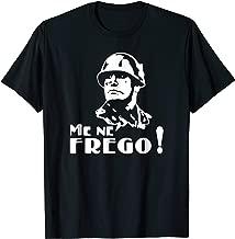 Me Ne Frego il Duce Mussolini t-shirt