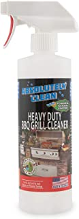 barbecue cleaner heavy duty