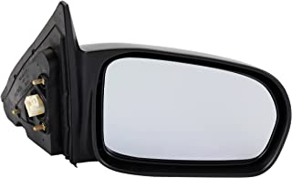 Dorman 955-1489 Passenger Side Power Door Mirror for Select Honda Models, Black