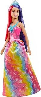 Mattel - Barbie Dreamtopia Princess Doll, Long Hair