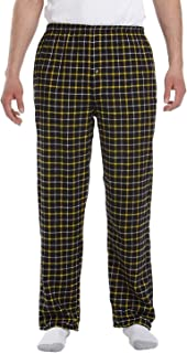 Men's Button-Fly Flannel Pant