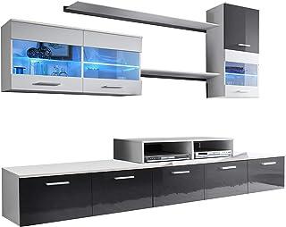 muebles bonitos – Mueble de salón Claudia Mod.2 (25m)