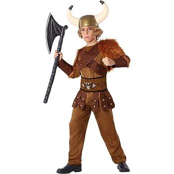 My Other Me Me-201135 Disfraz de vikingo para niño, 7-9 años ...