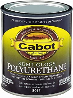 Cabot Interior Oil-Based Polyurethane