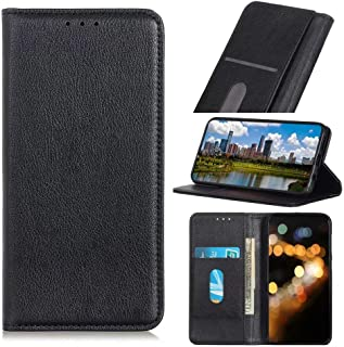 FanTing Cover compatible for LG Velvet 5G UW Case, Flip cover with [card slot] [bracket] [wallet], Magnetic PU leather wal...