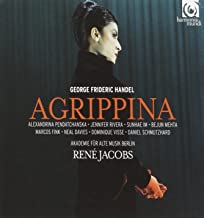 Best agrippina handel jacobs Reviews