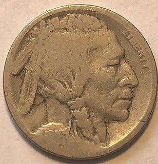 1909 buffalo nickel