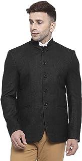 WINTAGE Men's Tweed Casual and Festive Blazer Coat Jacket