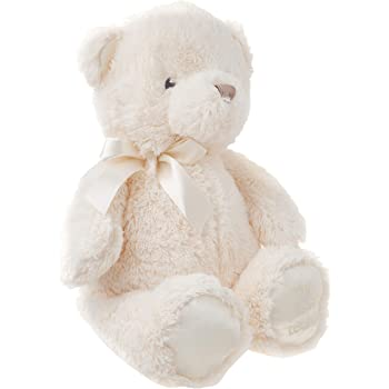 Newborn Baby Girl First Toy Super Soft Plush Cuddly Pink Bunny Bear 38cm 0+