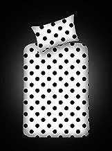 EnLora Home Single Sheet Set - Fitted sheet: 100 x 200 cm, 1-Piece Pillowcase: 50 x 70 cm, 1-Piece