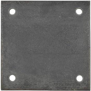 3//8 .375 Hot Rolled Steel Sheet Plate 7X 7 Flat Bar A36