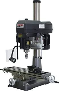 JET JMD-18PFN 230-Volt 1 Phase Mill/Drill Built-in Power Downfeed