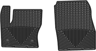 WeatherTech All-Weather Floor Mats for C-Max/Escape - 1st Row - W283 (Black)