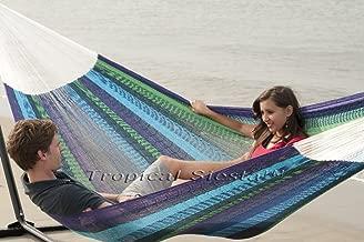 Breezy Point Mayan Mexican Nylon Jumbo Hammock