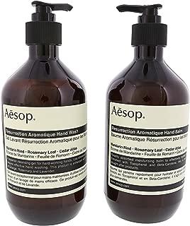 [Aesop] Less Rection Duet (Hand Wash, Hand Balm)